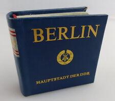 Minibuch: Berlin Hauptstadt der DDR Verlag Zeit im Bild e073