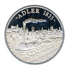 DEUTSCHLAND - EISENBAHN - Adler 1835 - ANSEHEN (12566/980N)