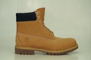 Timberland 6 Inch Premium Boots Waterproof ReBOTL Herren Schnürstiefel Schuhe