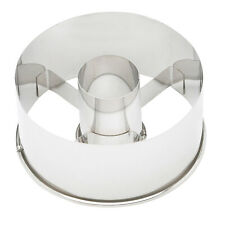 Ateco 3.5 Inch Stainless Steel Doughnut Cutter