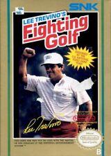 Nintendo NES Spiel - Lee Trevino's Fighting Golf PAL-B Modul