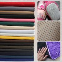 Anti Slip Vinyl Non Skid Dots Rubber Treated Fabrics Rug Tablecloths Decor 60''