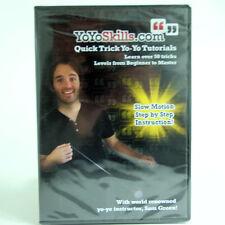 YoYoSkill.com Quick Trick Yo-Yo Tutorial DVD with Instructor Sam Green