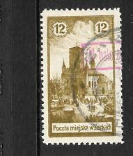POLAND  ZARKI  1918   24h on 12h   LOCAL  FU