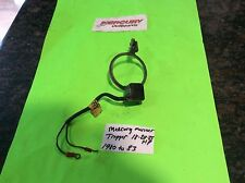 Mercury mariner outboard 25hp trigger 18hp 20hp 1980 to 83