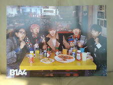 B1A4 KPOP 12 Cut Posters Collection Bromide 12PCS BRAND NEW