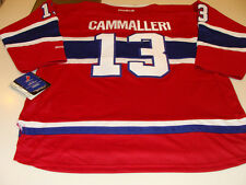 2011-12 Montreal Canadiens Mike Cammalleri Hockey Jersey L/XL Reebok Youth Home