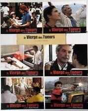 LA VIERGE DES TUEURS - Barbet Schroeder - JEU DE 6 PHOTOS / 6 FRENCH LC