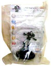 2010 FCBD HeroClix LE #200 War Machine Figure with Card!