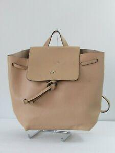 Michael Kors Junie Medium Butternut Leather Backpack