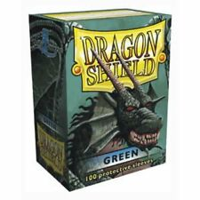 100 ct Dragon Shield Deck Sleeves Protectors Standard Size MTG Magic Pokemon