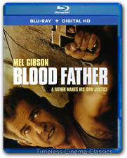 Blood Father Blu-ray New Mel Gibson Erin Moriarty Diego Luna