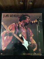 Jimi Hendrix Lord Of The Strings RARE 2 Lp Live Woodstock 1969 No TMOQ TAKRL