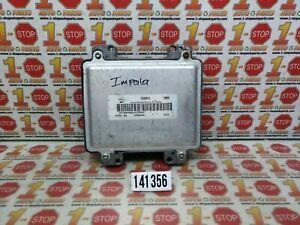 06 07 08 09 CHEVROLET IMPALA ENGINE COMPUTER MODULE ECU ECM 12603530 YNBH OEM
