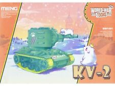 Meng - KV-2 Russian Tank Pinky World War Toon # WWP-004