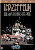 Led Zeppelin: The Song Remains the Same (Two-Disc Special Edition DVD)