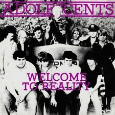 """The Adolescents, Los Adolescents - Welcome to Reality [New Vinyl] 10"""", Extended"""