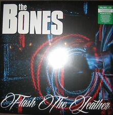 VINILE LP + CD NUOVO + OVP the Bones – Flash the leather punk and rock & roll OI
