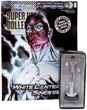 Blackest Night Collection White Lantern Sinestro Diecast Figure #18