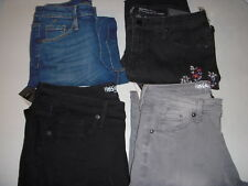 Mossimo Denim Women's Mid-Rise Power Stretch Skinny Jeans - Choose Size/Color