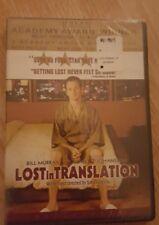 Lost in Translation Dvd 2004 Academy Award Winner Bill Murray