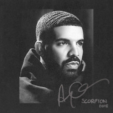 Drake - Scorpion - 2CD Album - Released July 20th 2018