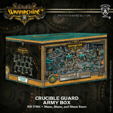 Warmachine: Golden Crucible Guard Army Box New PIP37001