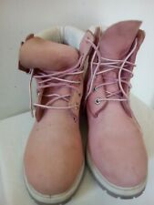 "Bottines _ Timberland_ "" Rose "" P.8 w (42)"