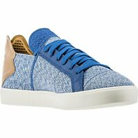 Adidas X Pharrell Williams Vulc Lace Up PW Blue Casual Shoes AQ5779