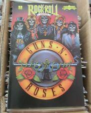Guns N Roses #1 Revolutionary comics FINE