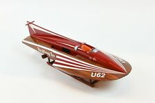 "U-62 Thriftway Too Hydroplane Racing Boat Model 26"" NEW"