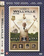 The Road to Wellville (1994, Alan Parker, Anthony Hopkins) DVD NEW