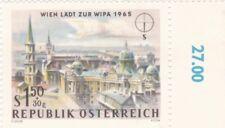 Wien Läd zu WIPA 1965,SÜDEN,1,50 S+30g, ungestempelt, O Zelleer,mit Gummierung