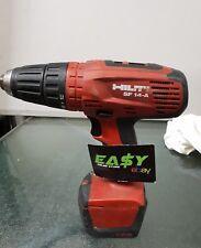 Hilti Drill 14.4V Li-ion 3.3Ah Battery & Skin Only