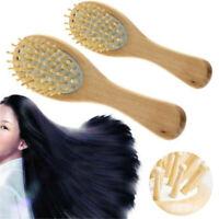 gonflable soins de la kératine - peigne brosse à cheveux le scalp de massage