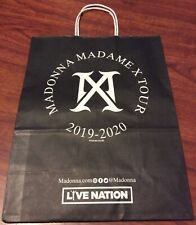 Madonna Madame X Tour Shopping Bag Bam Brooklyn Official Brand New Come Alive