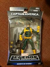 """Marvel Legends Infinite Series Captain America Winter soldier """"Agents of Hydra"""""""