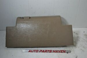 95-98 OBS Chevy CK1500 2500 3500 Suburban Tahoe - Tan Glove Box Assembly OEM