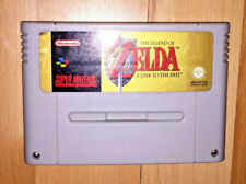 SNES Game - Zelda A Link To The Past *ORIGINAL* TESTED