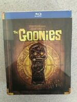 The Goonies Steelbook Blu-ray Disc Rare New Sealed