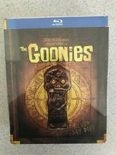 The Goonies Steelbook Blu-ray Disc Rare New Sealed