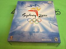 Sydney 2000 (PC, 2000) - Retail Box - PC GAME - Win 95/98 Version