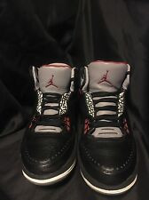 2008 Nike Air Jordan 2.5 Team 2 Point 5 Shoes Black Red 331987-061 Men 11 US