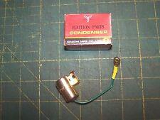 19133-41010 Ignition Condenser Fits Toyota 1965-1974 1.2L, 1.9L, 2.3L, 3.9L