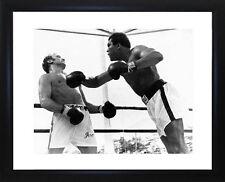 Muhammad Ali V Joe Bugner Framed Photo CP1028