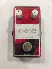 Noisemaker Effects Love : Fuzz Analog Distortion Rare Guitar Effect Pedal