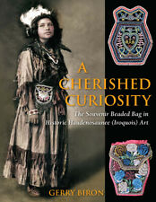 Book on Historic 19th Century Iroquois Beaded Bags & Purses