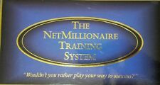 RARE The Net millionaire training system board game