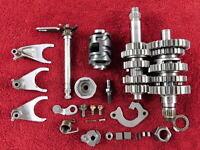Complete OEM TRANSMISSION Assy 01-07 YZ250F YZ 250F Gearbox / Gear Set / Tranny