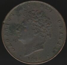 More details for 1826 george iv halfpenny coin | british coins | pennies2pounds